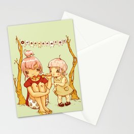 omnomnom Stationery Cards