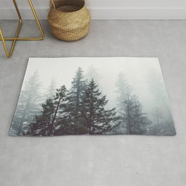 Deep in the Wild - Nature Photography Rug