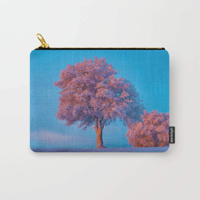 Stay A While Carry-All Pouch