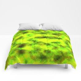 Stained Glass Camo -- BioHazard Comforters