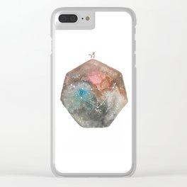 Capricorn Clear iPhone Case