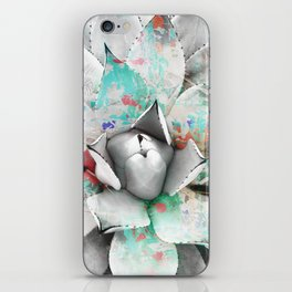 Agave Tres iPhone Skin