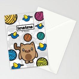 Carcazas Lero Lero Stationery Cards