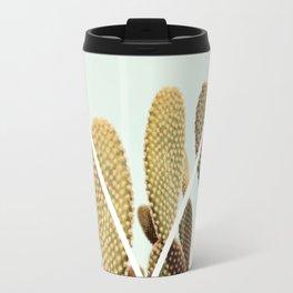 Cactus geometry Travel Mug