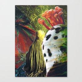 hideaway Canvas Print