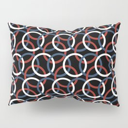 Olympica Black Pillow Sham