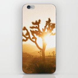 Joshua Tree II iPhone Skin