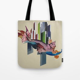 the coming tide Tote Bag