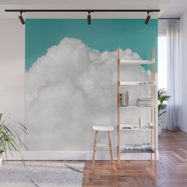 Dreaming Of Mountains Wall Mural
