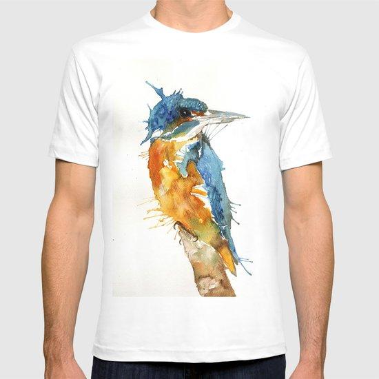 Mr Kingfisher T-shirt