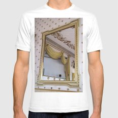 Tromp L'Oeil Mens Fitted Tee White MEDIUM