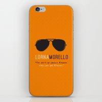 oitnb iPhone & iPod Skins featuring Lorna Morello #2 | OITNB by Sandi Panda