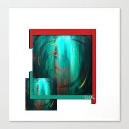 Usha Canvas Print