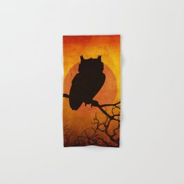 Halloween Is Coming Hand & Bath Towel