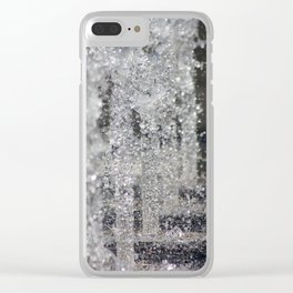 Water3 Clear iPhone Case