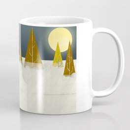 Shadows and Seclusion Coffee Mug