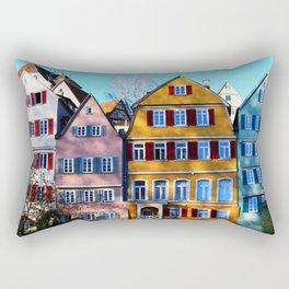 Amsterdam - World Big City Rectangular Pillow