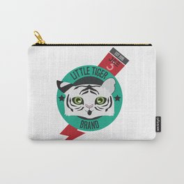 Little Tiger Brand Logo Carry-All Pouch