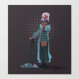Olive! Canvas Print