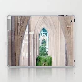 Cathedral Park Portland Laptop & iPad Skin