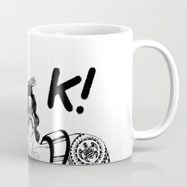 Maori kiss Coffee Mug