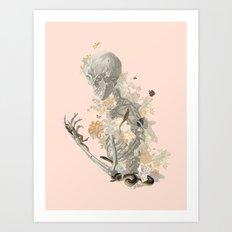Stranger Danger I [sans type] Art Print