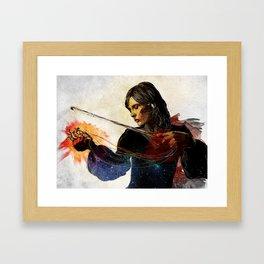 Instrumental Framed Art Print