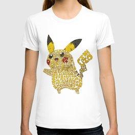 Typographychu T-shirt