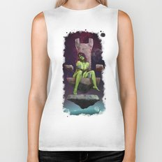 Gamora of Thrones Biker Tank