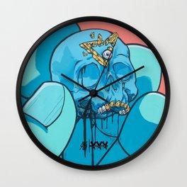 Pray4MyPrey Wall Clock