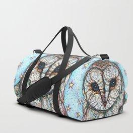 Barn Owl Duffle Bag