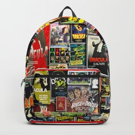 Vintage Drac by iamjohnlogan Backpack