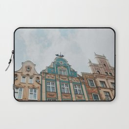 A day in Gdansk Laptop Sleeve