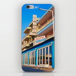 Filoxenia Hotel iPhone Skin