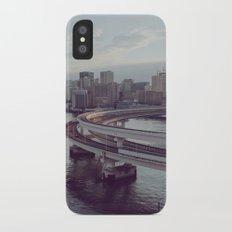 Tokyo Bay iPhone X Slim Case
