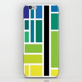 City Tiles iPhone Skin