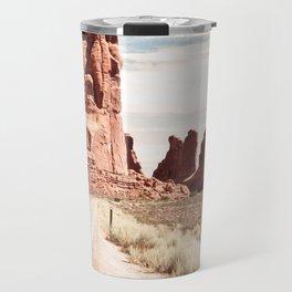 Desert Road Trip Travel Mug