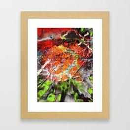 abstract 4 Framed Art Print