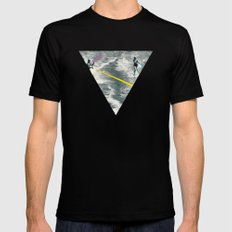Competitive Strategy Mens Fitted Tee Black MEDIUM