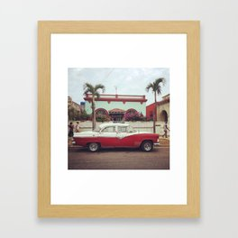 Cuban Classic Framed Art Print
