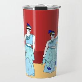 Naughty Nurses Travel Mug