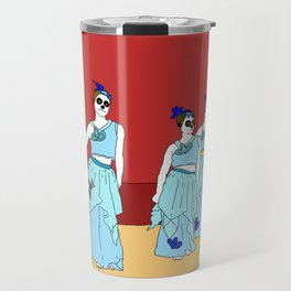 Naughty Nurses Travel Mug