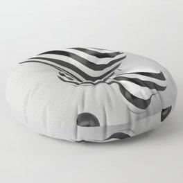 Primitive Stripes Floor Pillow