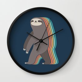 Sleepwalker Wall Clock