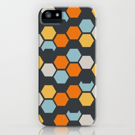 Sam (Gray Blue) iPhone Case