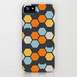 Sam (Gray Blue) iPhone Case