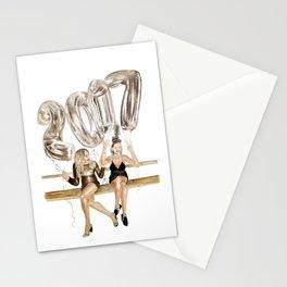 NYE 2017 Stationery Cards