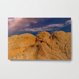 White Pocket, Vermilion Cliffs - II Metal Print