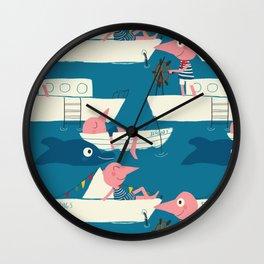 Breeze Wall Clock
