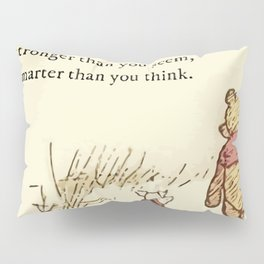 You Are BRAVE Quote Pillow Sham